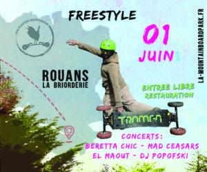 Championnats de France Freestyle 2019