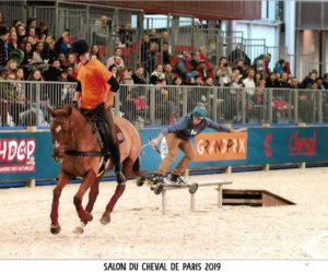 Salon du cheval de Paris 2019