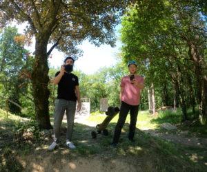 Le déconfinement au L.A Mountainboard Park – 16/17 mai