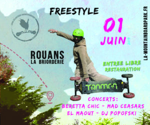Championnats de France Freestyle 2019
