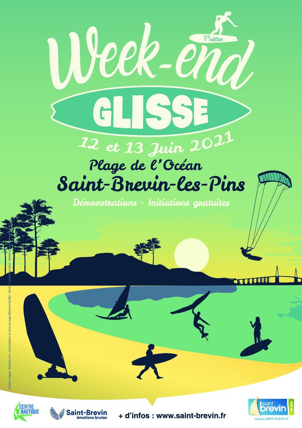 WEEK END GLISSE 2021 – Saint Brévin